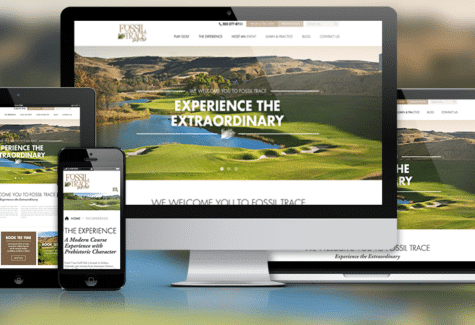 Davey Award Website Design