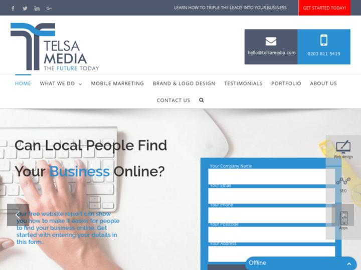 Telsa Media Ltd