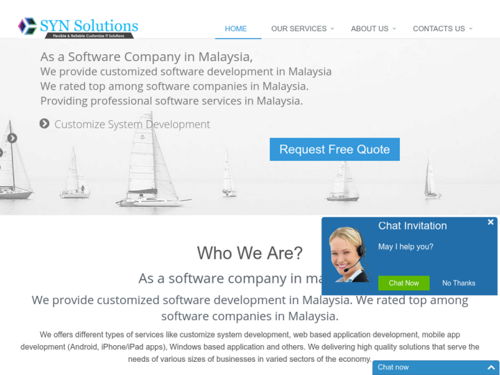 SYN Solutions