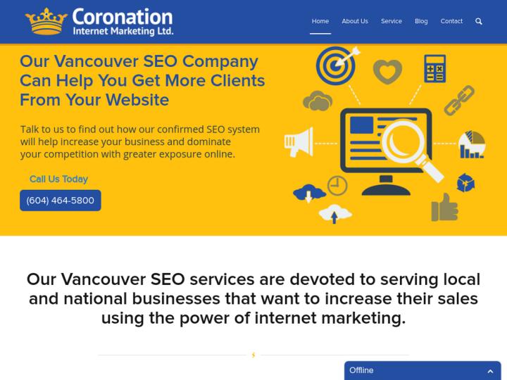 Coronation Internet Marketing