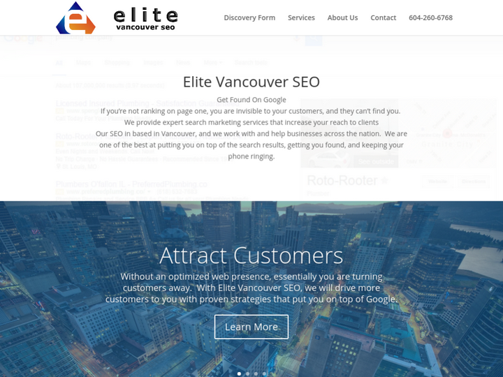 Elite Vancouver SEO