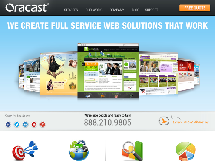 Oracast