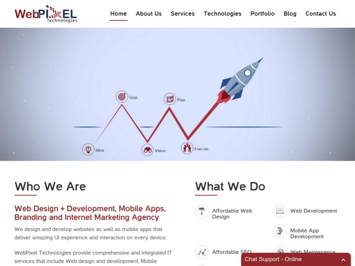 WebPixel Technologies