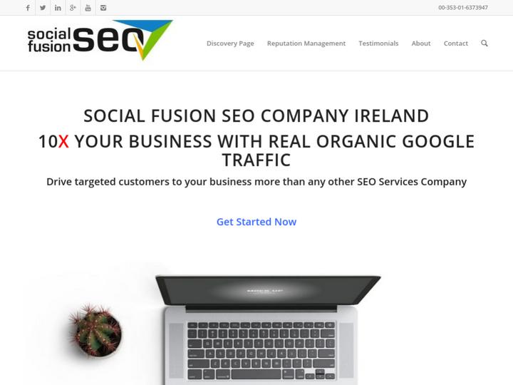 Social Fusion SEO Company