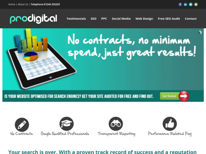Pro Digital Web Marketing