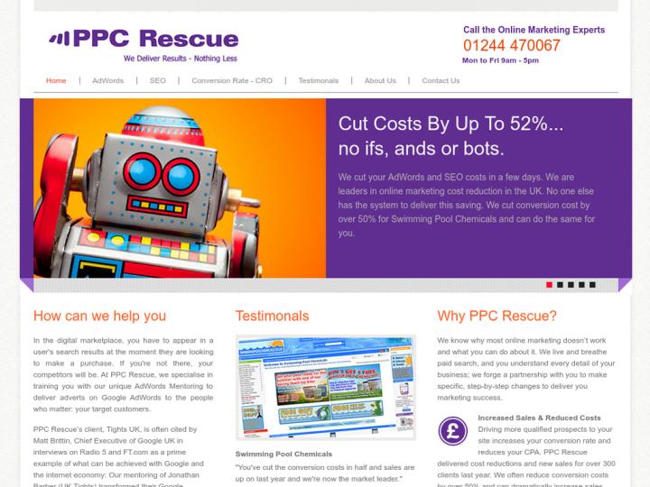 PPC Rescue
