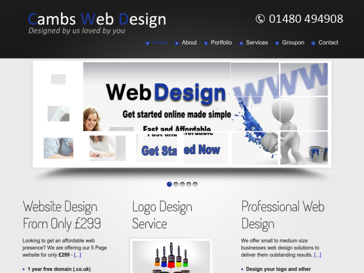 Cambs Web Design