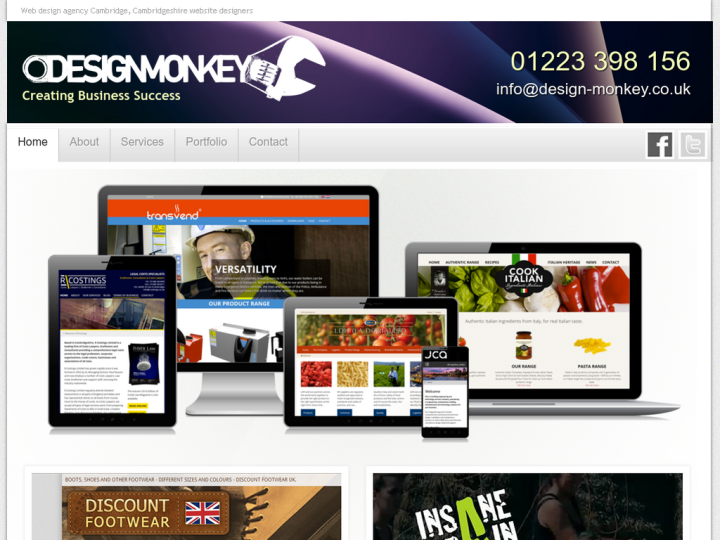 Design Monkey Media Ltd