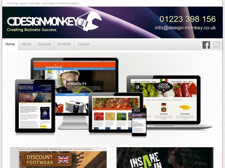 Design Monkey Media Ltd