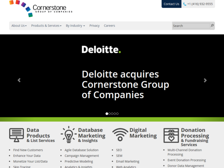 Cornerstone Group of Companies