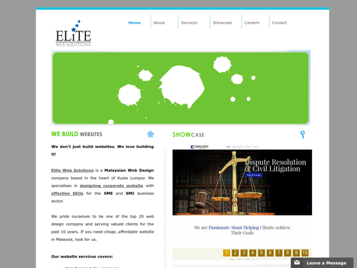 Elite Web Solutions