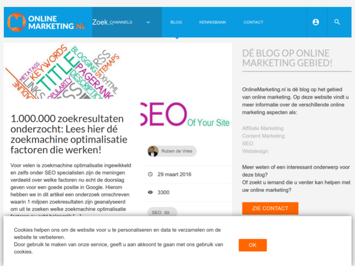 OnlineMarketing.nl