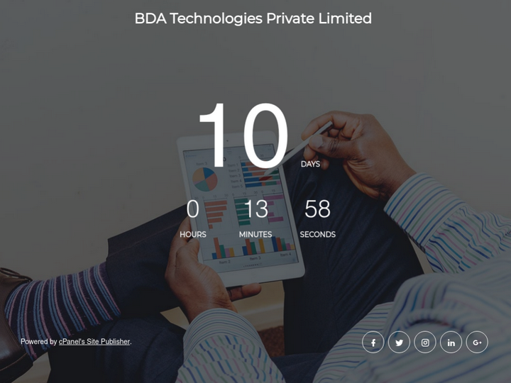 BDA Technologies Private Limited