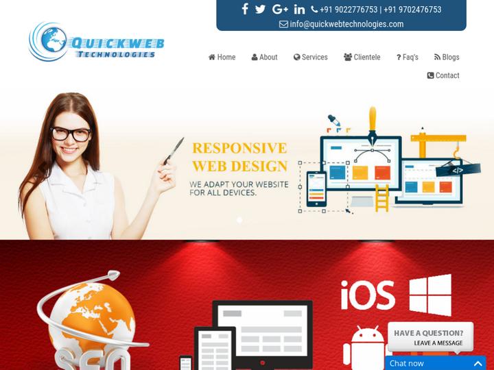 Quickweb Technologies
