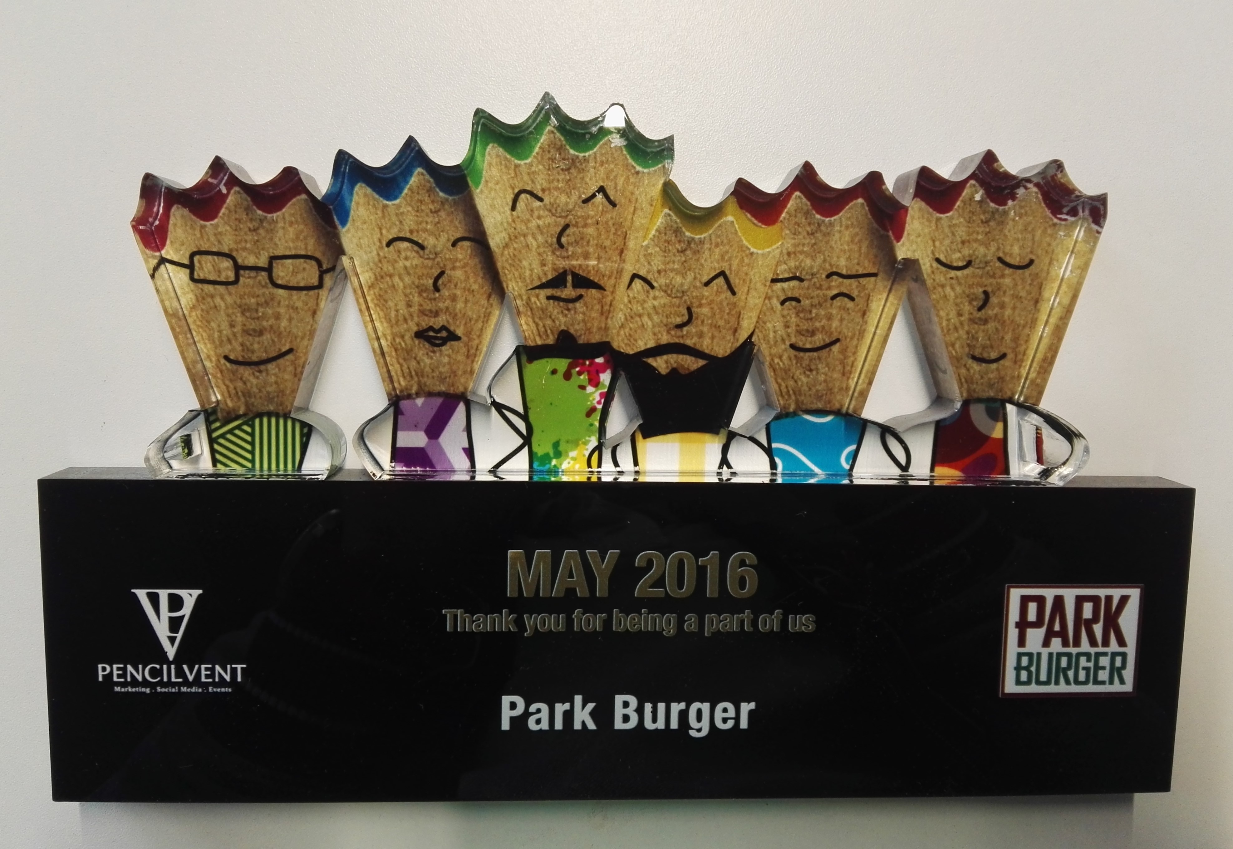 Park Burger Award
