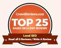 Top 25 Local SEO Company 2017
