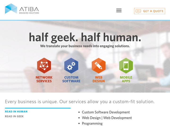 Atiba Software & Consulting