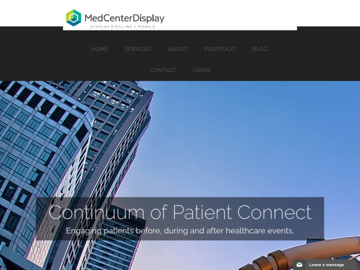 MedCenterDisplay
