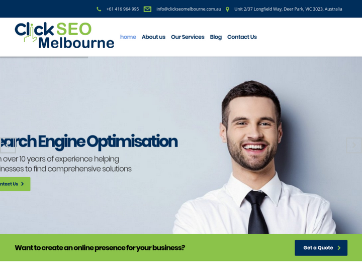 Click SEO Melbourne