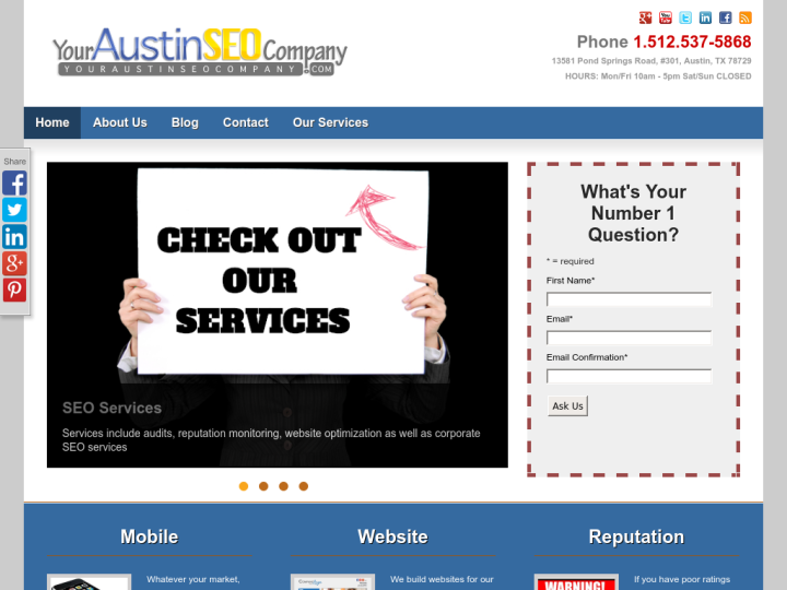 Your Austin SEO Company