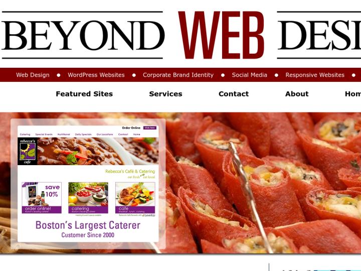 Beyond Web Design