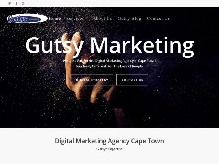 Gutsy Marketing