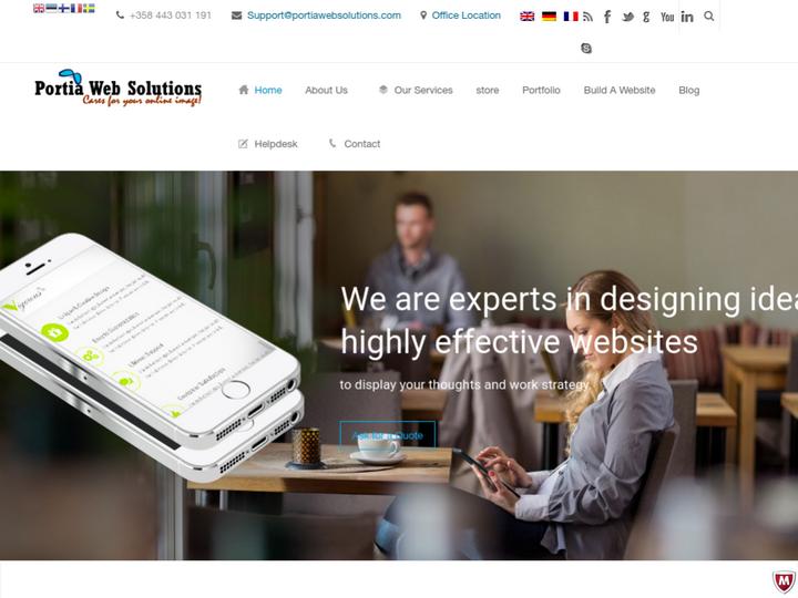 Portia Web Solutions