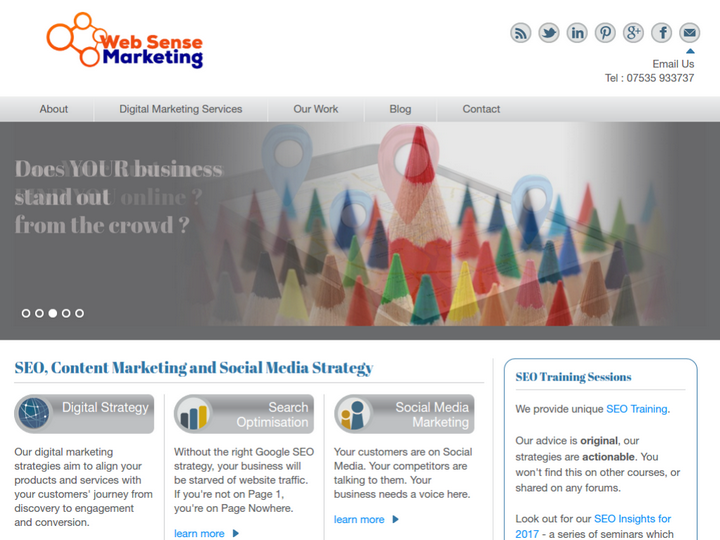Web Sense Marketing