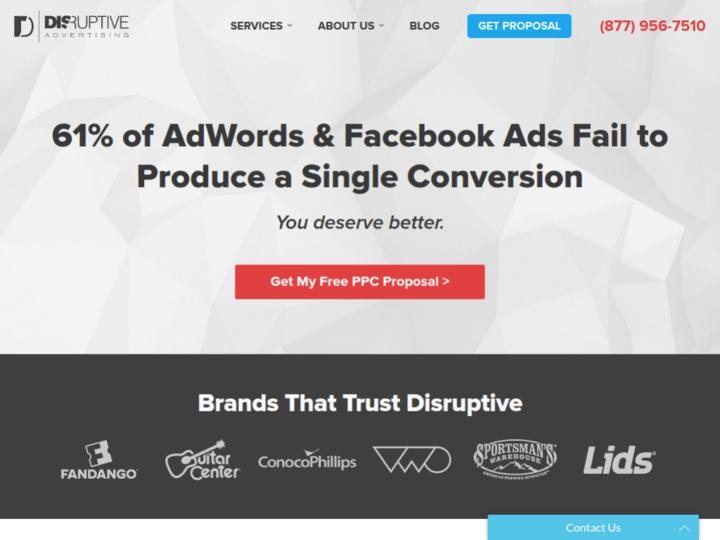 Disruptive Advertising INC