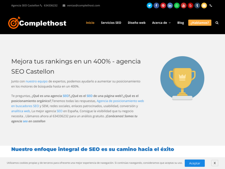 Complethost