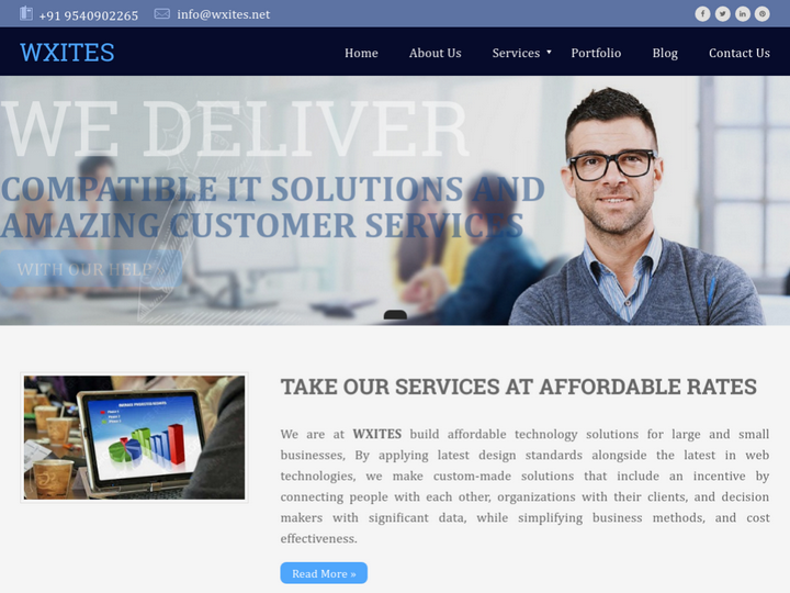 Wxit Consultant Service Private Limited