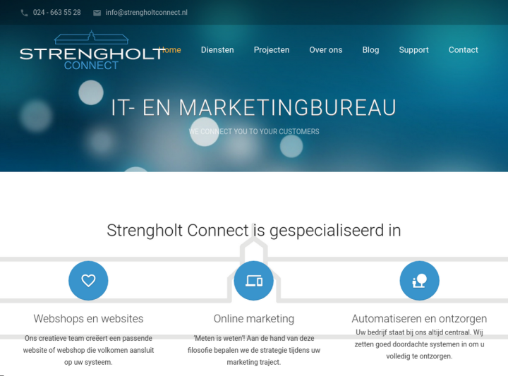 Strengholt Connect