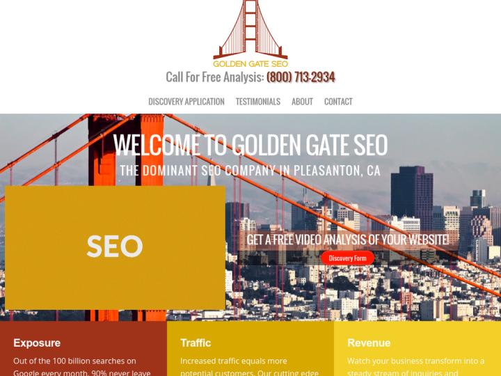 Golden Gate SEO