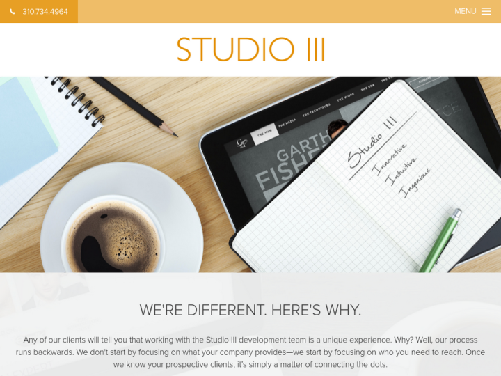 Studio 3 Marketing