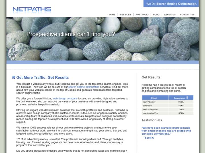 Netpaths