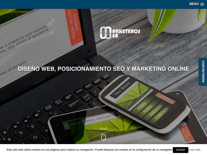 Marketerosweb