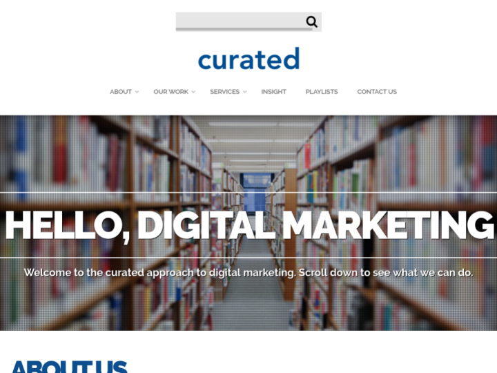 Curated Digital