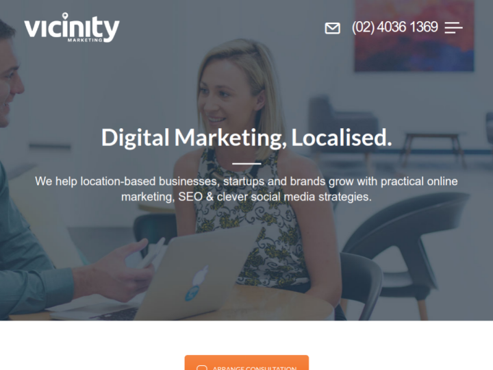 Vicinity Marketing