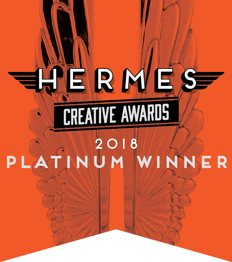 Hermes Creative Awards Winner