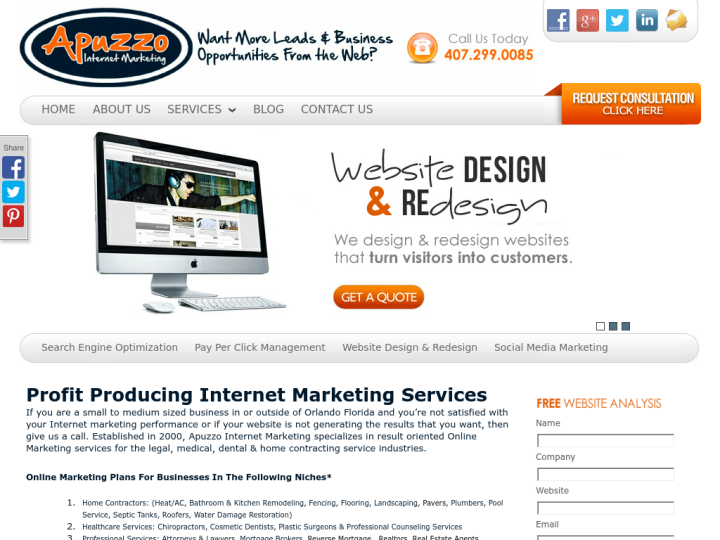 Apuzzo Internet Marketing