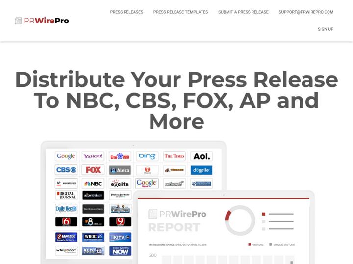 PR Wire Pro