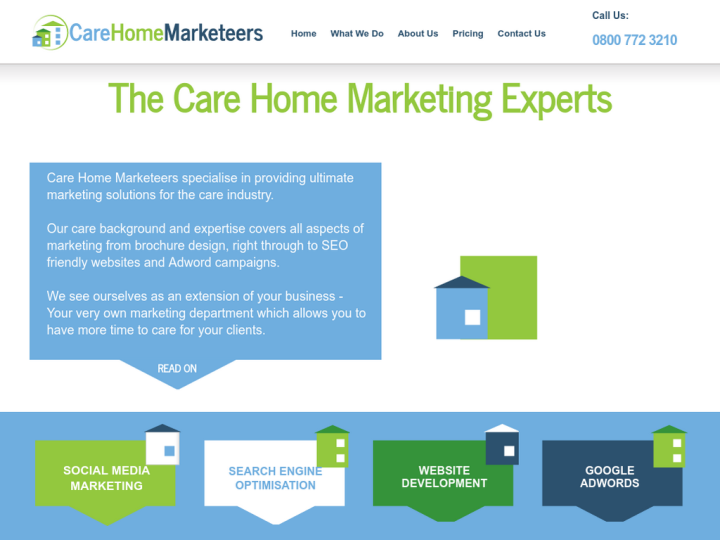 Care Home Marketeers