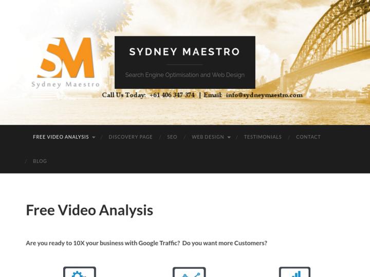 Sydney Maestro