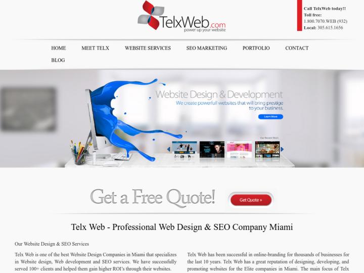 TelxWeb.com