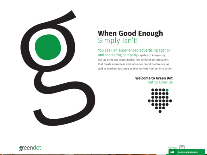 Green Dot Advertising