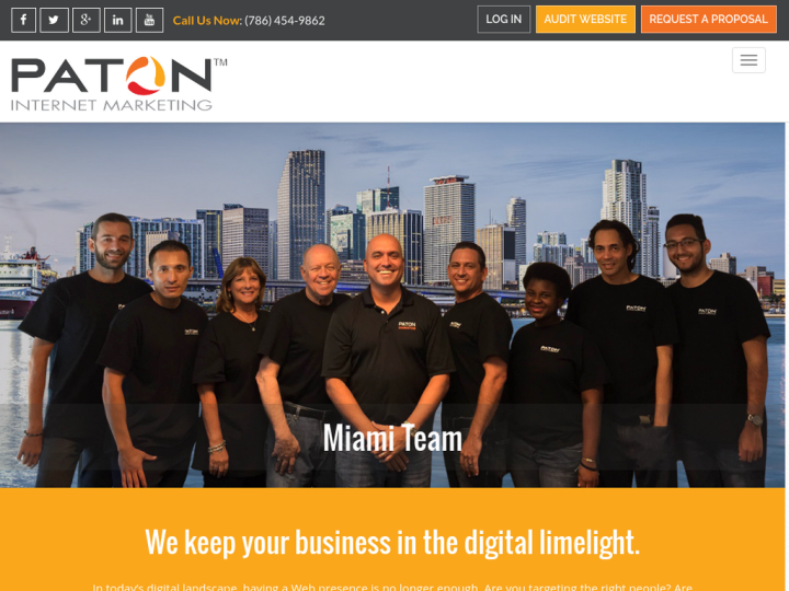 Paton Internet Marketing