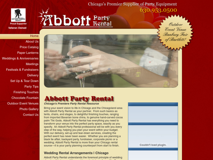 Abbott Party Rental
