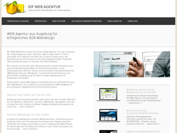 IDF Web Agency