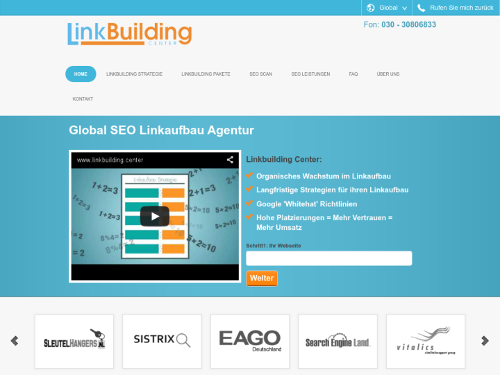 Linkbuilding Center