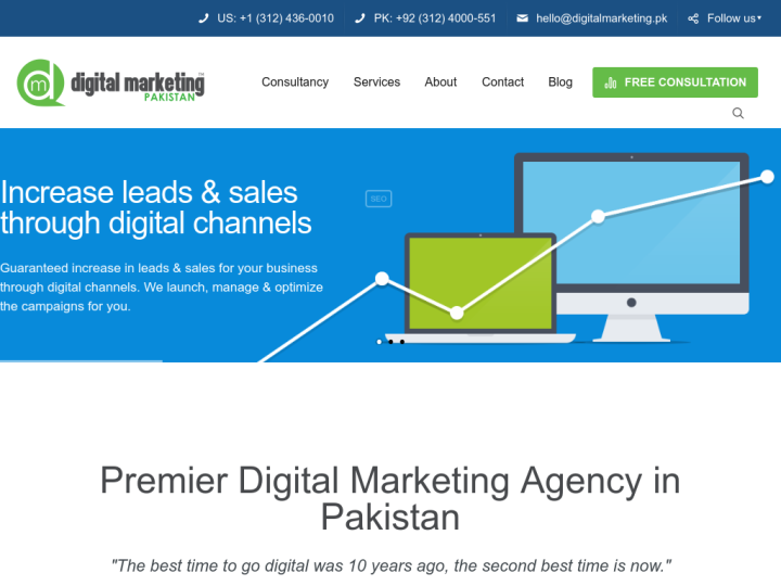Digital Marketing Pakistan